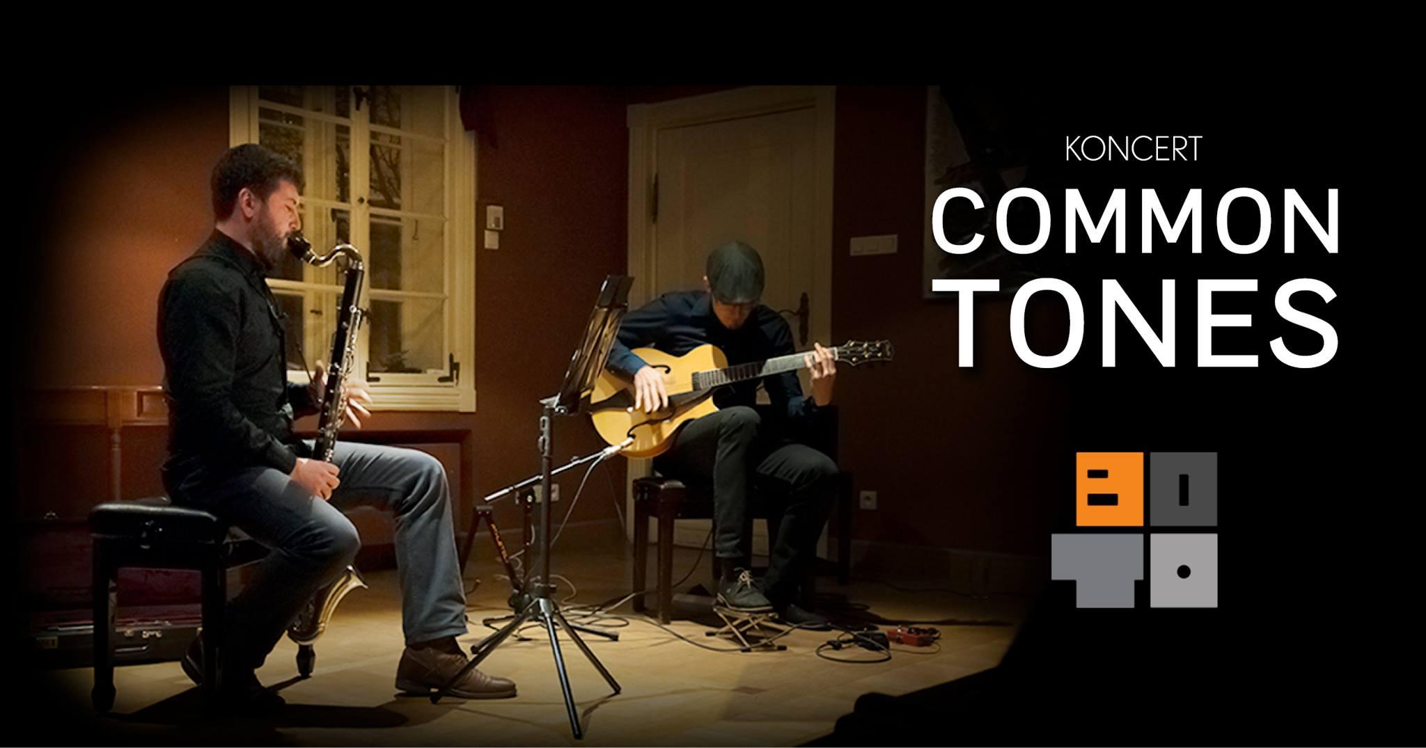 Common Tones / koncert