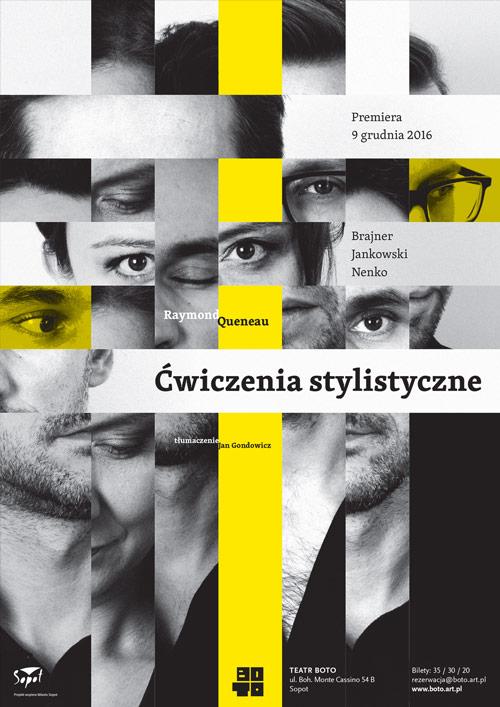Ćwiczenia stylistyczne // Brajner / Jankowski / Nenko
