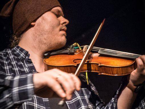 BOTO Wild Jam: Tomasz Chyła & goście (5.04.2018)