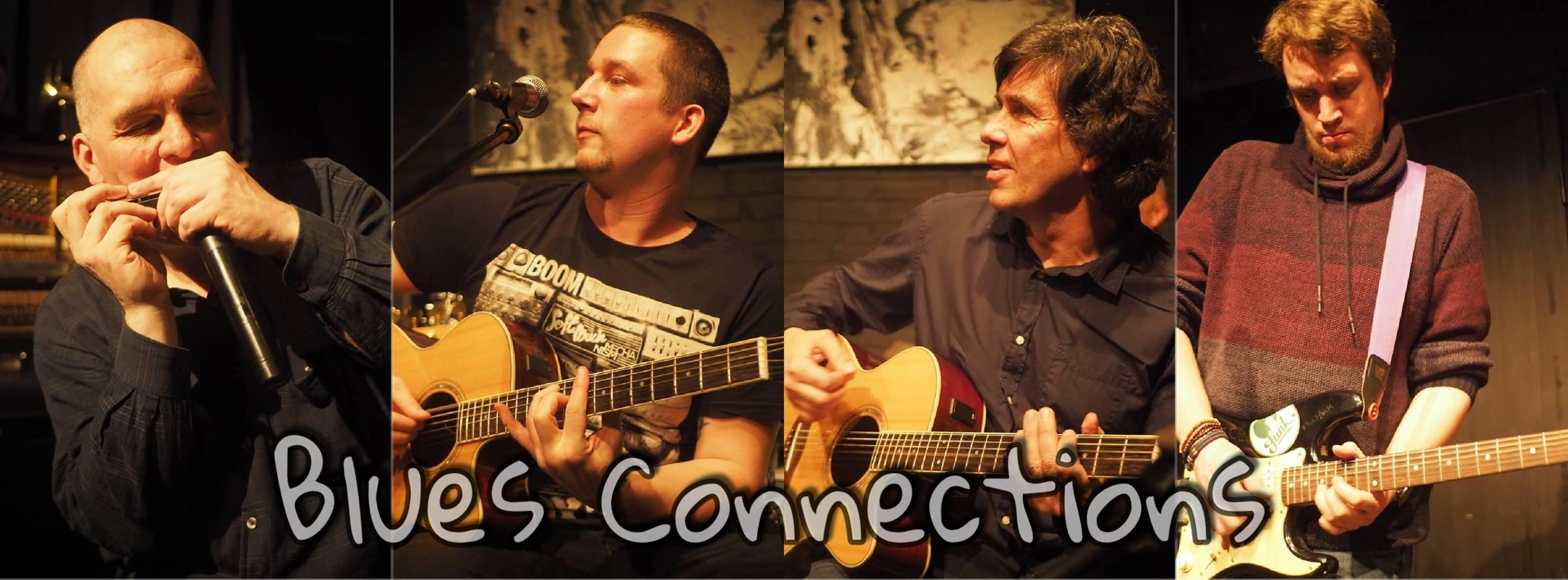 """Blues Connections – """"Trzy odcienie bluesa"""""""