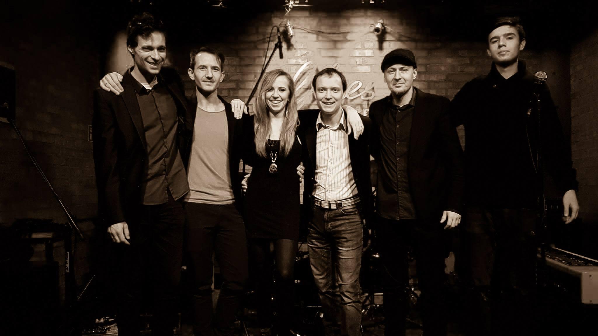 Marta Szefke Groove Band / koncert