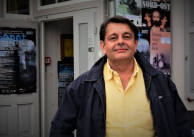 Adam Nalepa - kurator SNF
