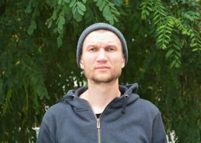 """Dawid Dąbrowski """"Sen złoty stoczni"""""""