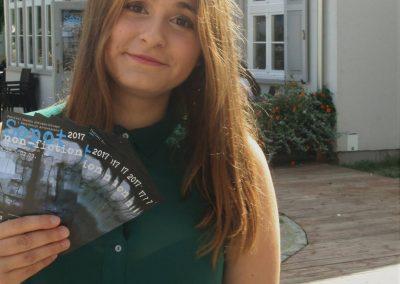 Monika Chybowska - wolontariuszka