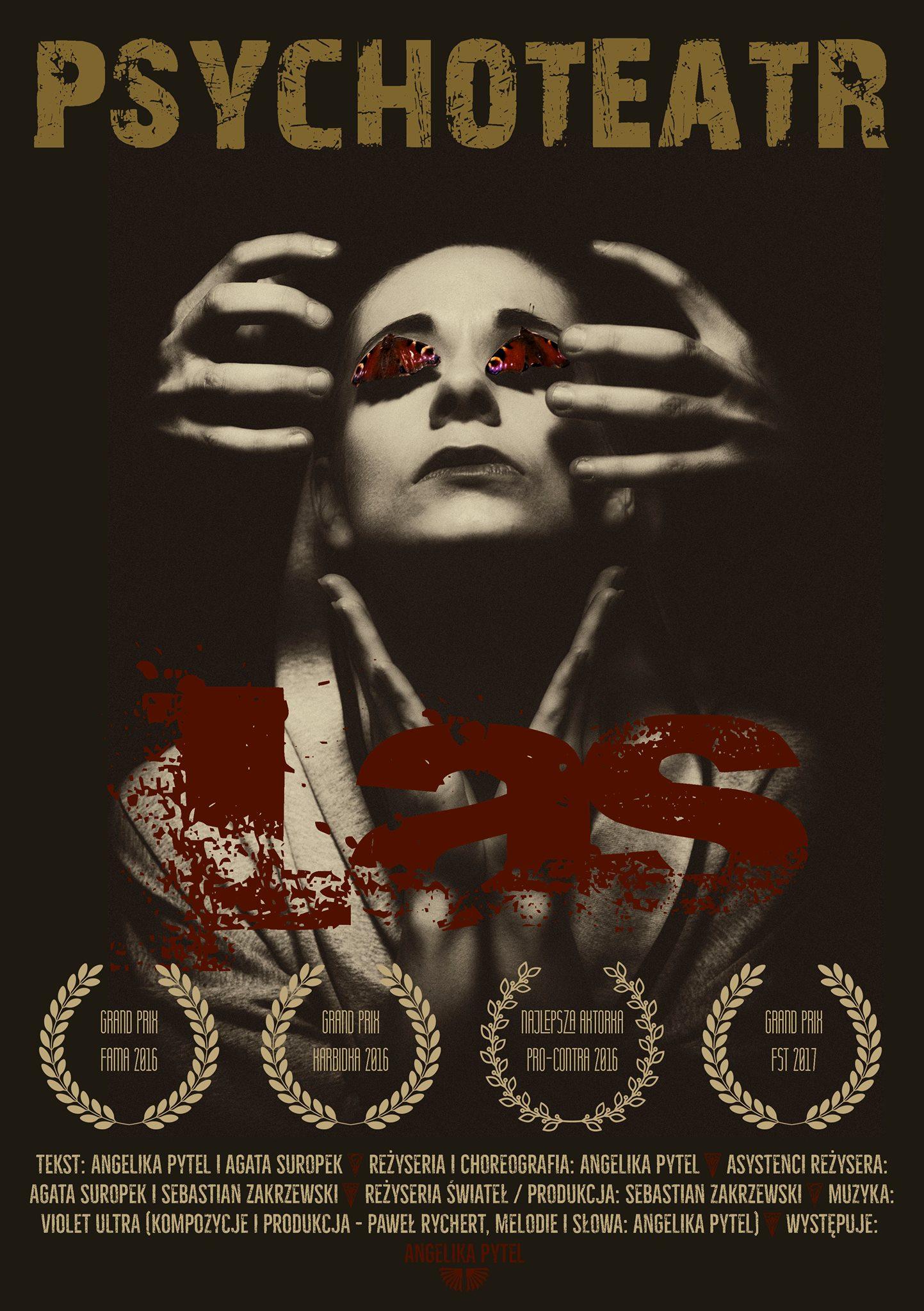 """Psychoteatr """"Las"""" / SKT 2018"""
