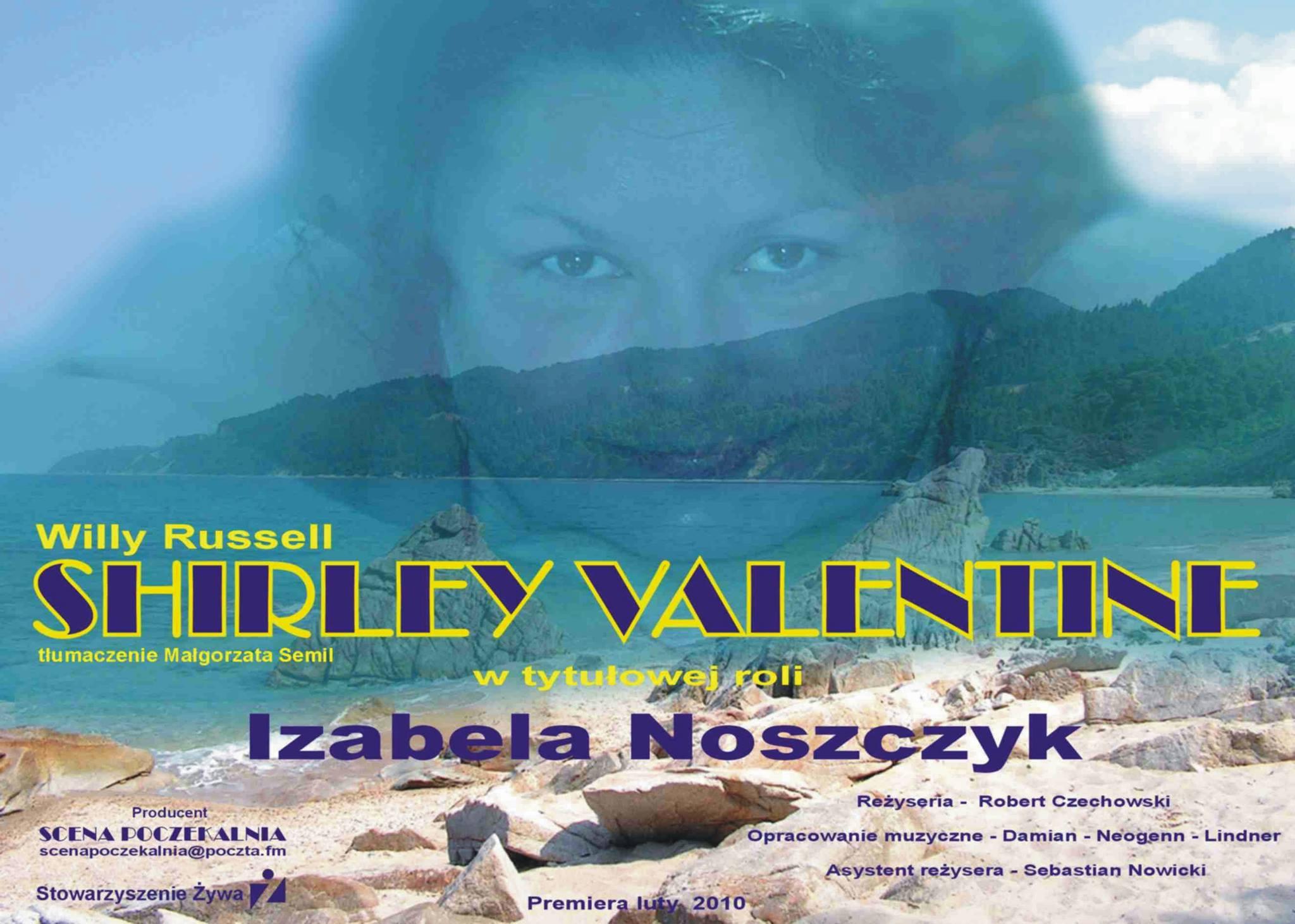 "Teatr Scena Poczekalnia ""Shirley Valentine"" / SKT 2018"