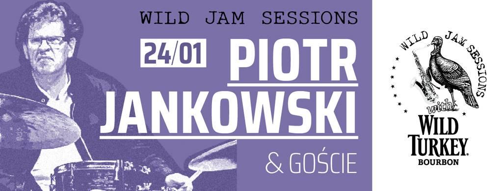 BOTO Wild Jam: Piotr Jankowski & goście