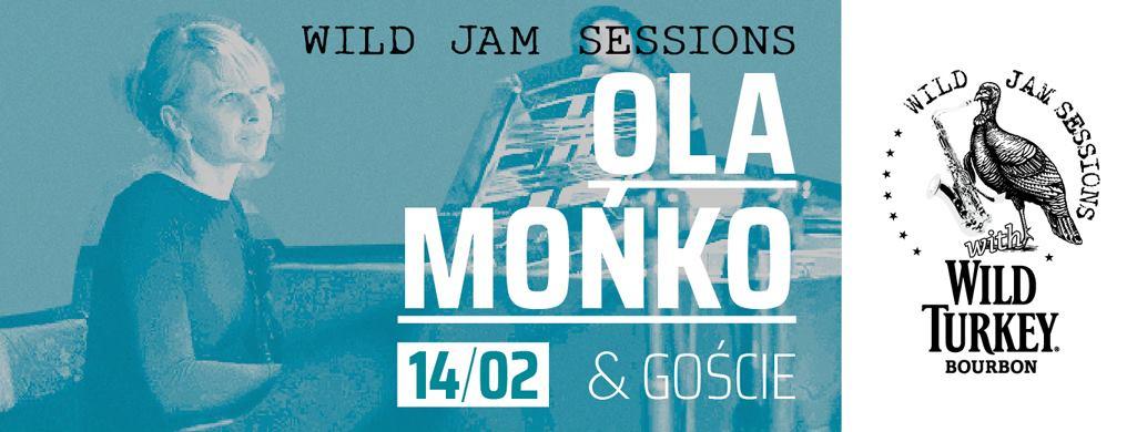 BOTO WILD JAM na Walentynki: Ola Mońko & goście