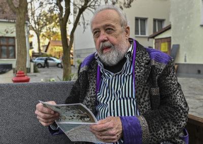 wernisaż Józefa Czerniawskiego (26.04.2019)