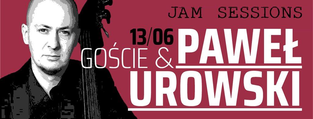 BOTO Jam: Paweł Urowski i goście