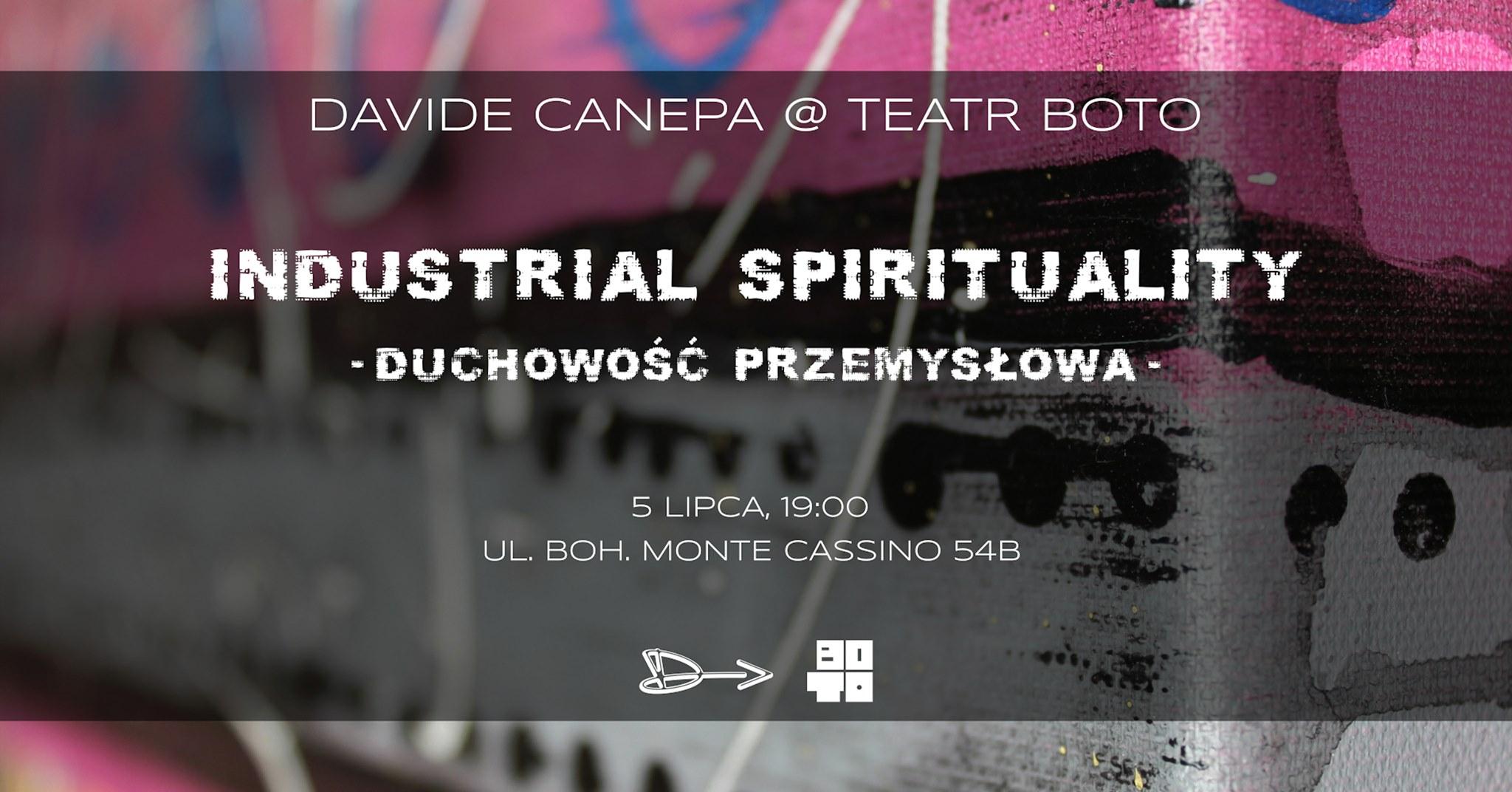 Davide Canepa – Duchowość przemysłowa