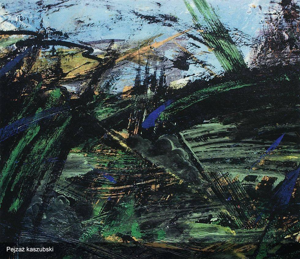 Andrzej Dyakowski – Malarstwo / wernisaż wystawy