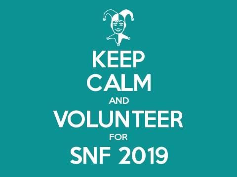 Zostań wolontariuszem na Sopot Non-Fiction