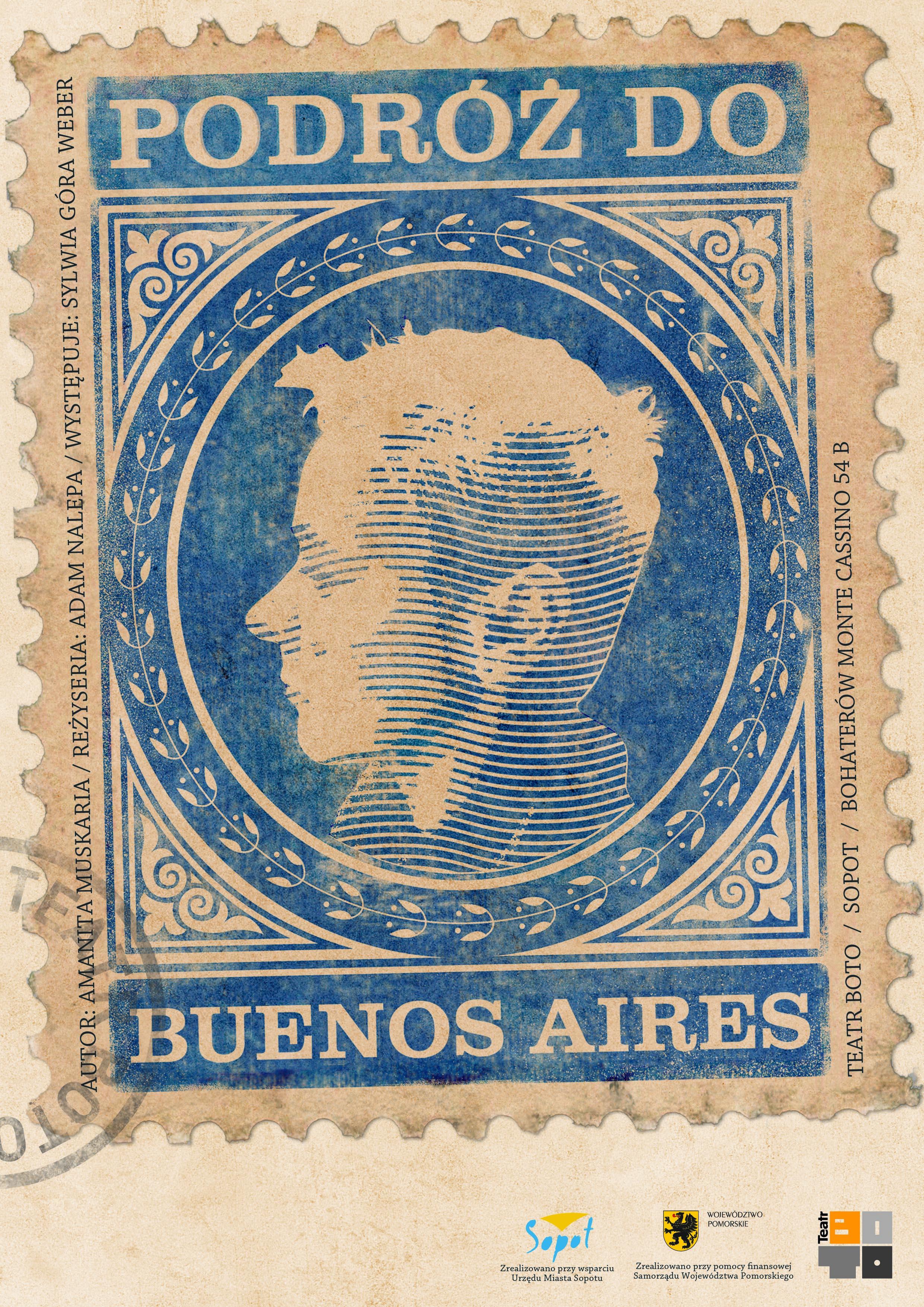 Podróż do Buenos Aires, reż. Adam Nalepa