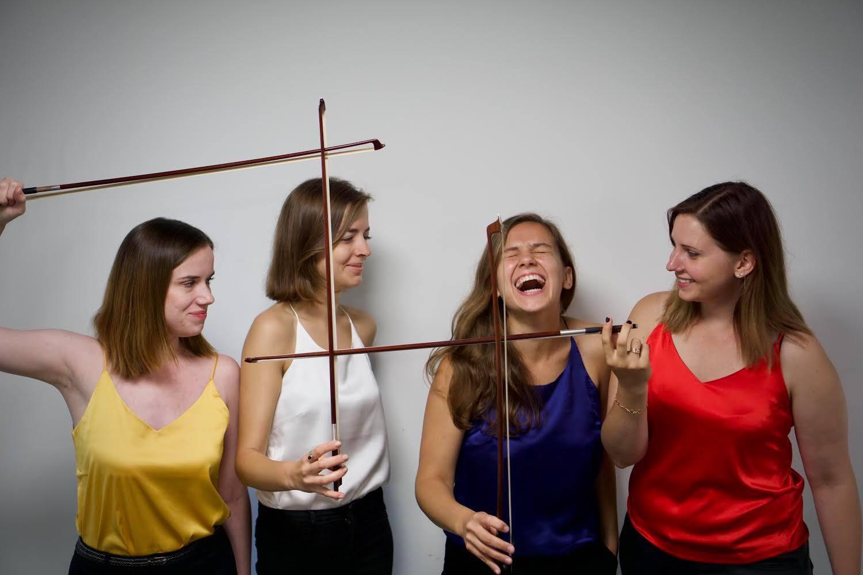 Kwartet Bonsai – Minimal Night