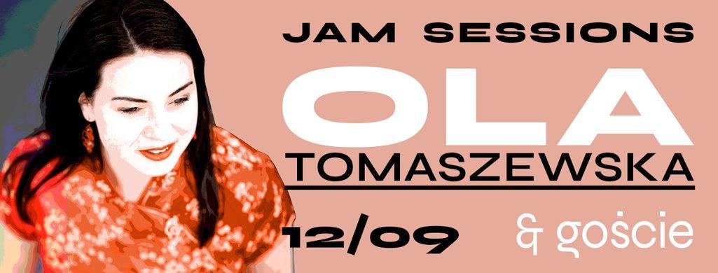 BOTO Jam: Ola Tomaszewska & goście