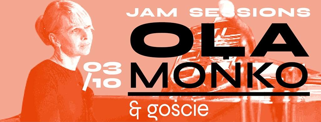 BOTO Jam: Ola Mońko & goście