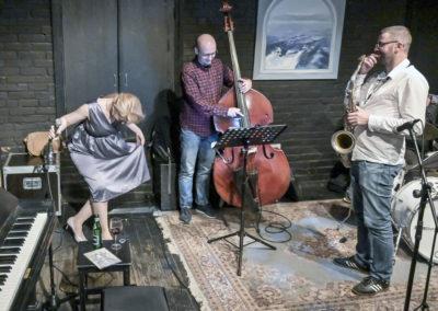 BOTO Jam: Ola Mońko & goście (3.10.2019)