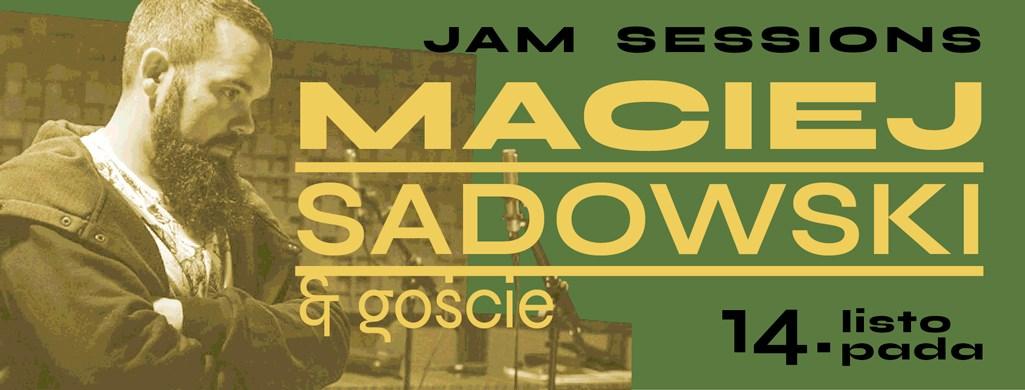 BOTO Jam: Maciej Sadowski i goście