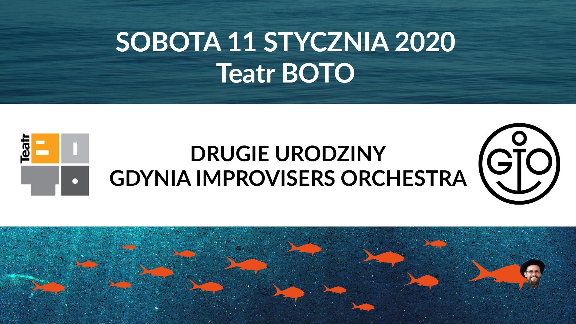 Drugie urodziny Gdynia Improvisers Orchestra