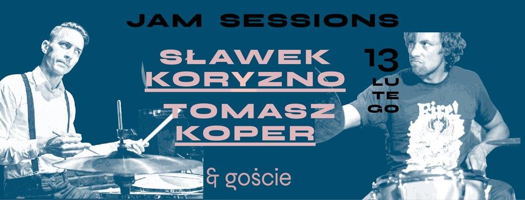 BOTO Jam: Sławek Koryzno / Tomasz Koper & goście