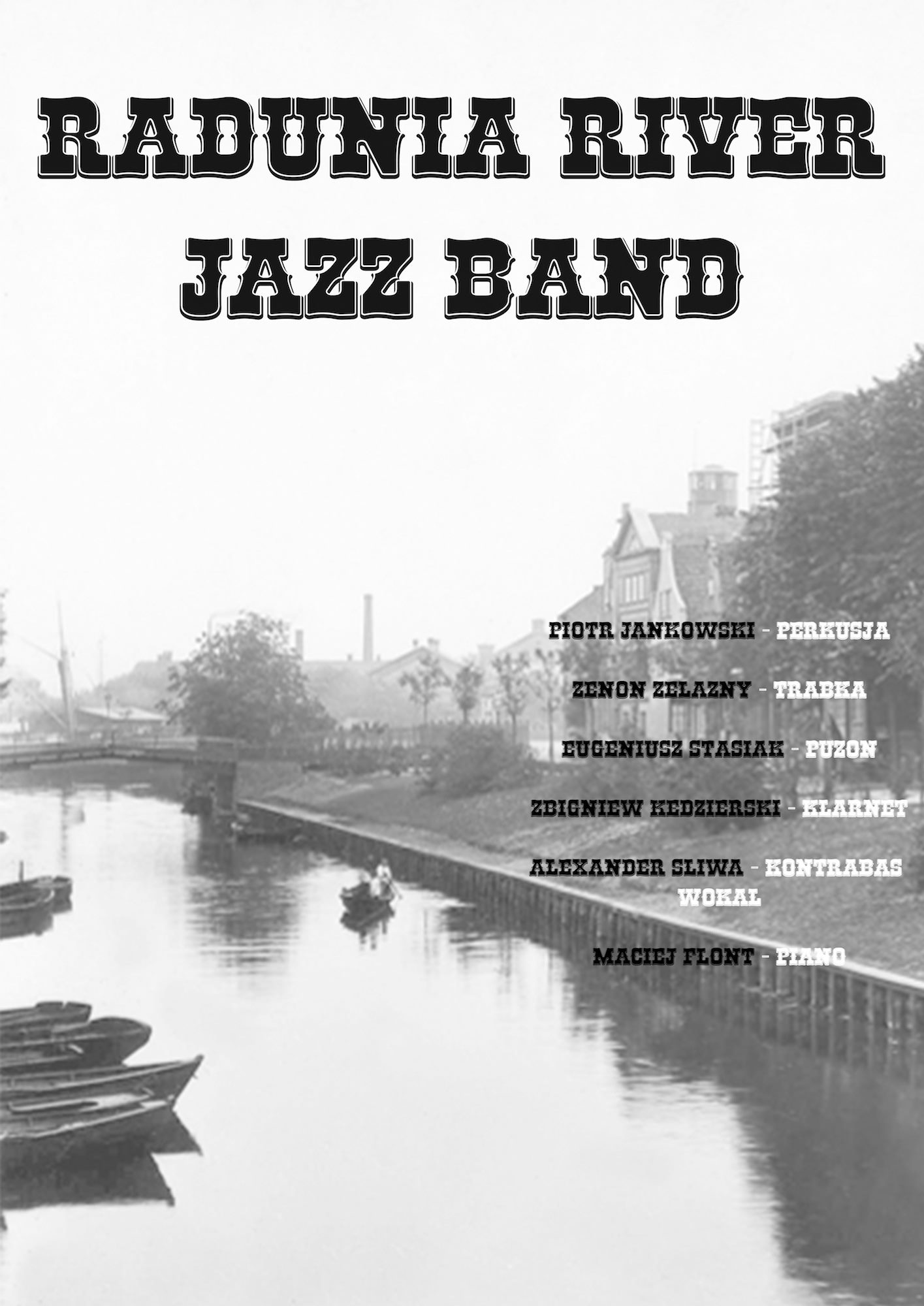 LATO w BOTO: Radunia River Jazz Band