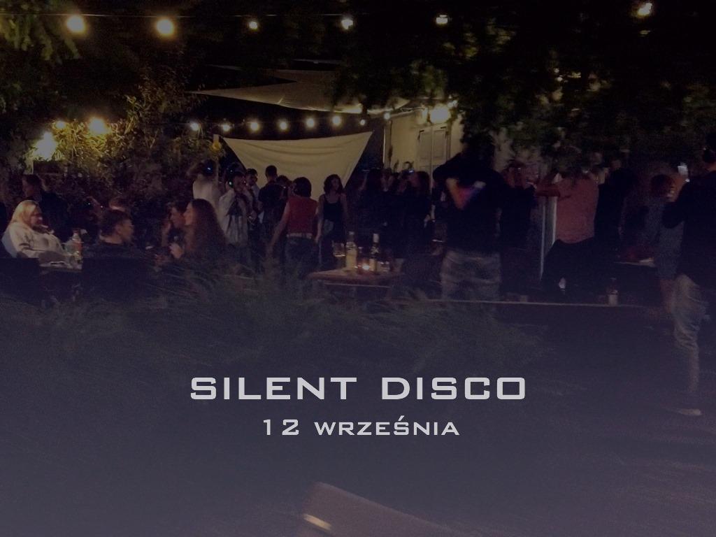 Silent Disco na (prawie) pożegnanie lata