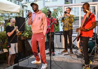 BOTO pomaga: African Music School ft. Dezarus (13.08.2021)