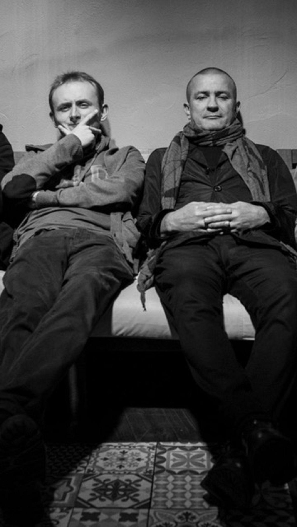 BOTO post-pandemicznie: Irek Wojtczak / Grzegorz Tarwid